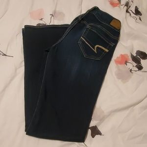 American eagle artist jeans size 0R